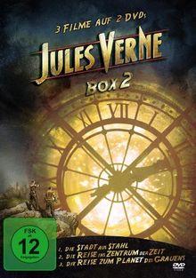 Jules Verne Box 2 (3 Klassiker auf 2 DVDs)