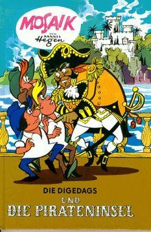 Die Digedags, Bd.9, Die Digedags und die Pirateninsel