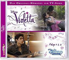 Violetta Folge 1