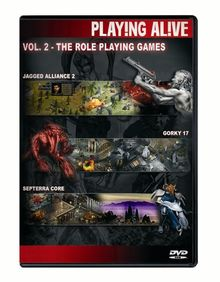 Playing ALIVE Vol. 2 - The Role Playing Games