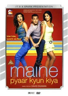 Maine Pyaar Kyun Kiya [DVD] [UK Import]