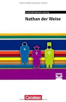 Cornelsen Literathek: Nathan der Weise: Empfohlen für die Oberstufe. Text - Erläuterungen - Materialien