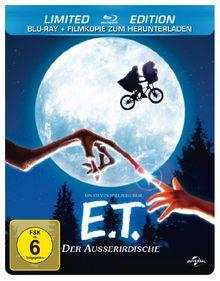 E.T. - Der Außerirdische (+ Digital Copy)(Steelbook) [Blu-ray] [Limited Edition]