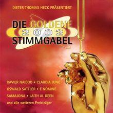 Goldene Stimmgabel 2002