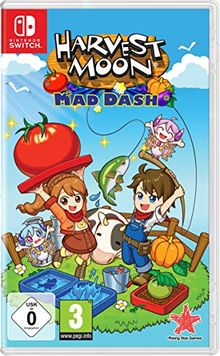 Harvest Moon Mad Dash [Nintendo Switch]
