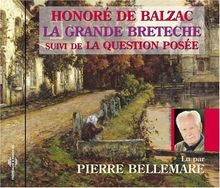 La Grande Breteche-Lu par Pierre Belle