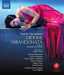 Mercadante: Didone Abbandonata (Innsbruck 2018) [Blu-ray]