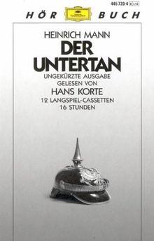 Der Untertan [Musikkassette]