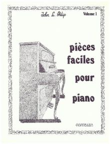 Partition: Piano vol. 1 pieces faciles