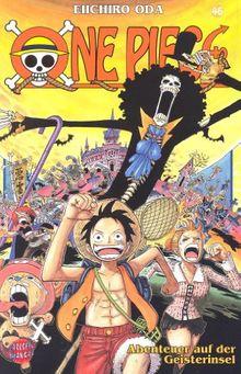 One Piece, Band 46: Abenteuer auf der Geisterinsel