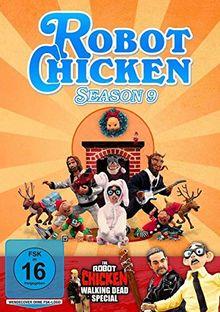 Robot Chicken: Season 9 [2 DVDs]