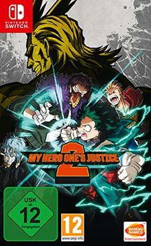 My Hero One's Justice 2 - Standard Edition - [Nintendo Switch]