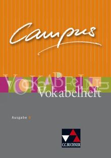 Campus B Vokabelheft