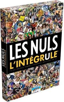 Les Nuls : L'Intégrule - Coffret 2 DVD