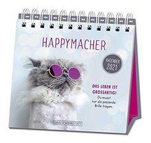 """Tischkalender 2021 """"Happymacher"""""""