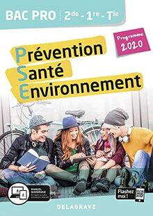 Prévention Santé Environnement (PSE) 2de, 1re, Tle Bac Pro (2020) - Pochette élève 1re, Tle Bac Pro (Bac pro PSE)
