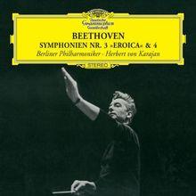 """Sinfonie 3 """"Eroica"""" & 4"""