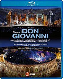 Don Giovanni (Arena di Verona, 2015) [Blu-ray]