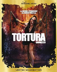 Tortura - Unrated - Gold-Edition [Blu-ray] [Limited Edition]