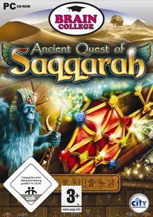 Brain College: Ancient Quest for Saqqarah