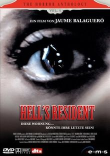 Hell's Resident (The Horror Anthology 6)
