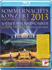 Sommernachtskonzert 2013 [Blu-ray]