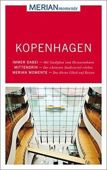 Kopenhagen: MERIAN momente - Mit Extra-Karte zum Herausnehmen