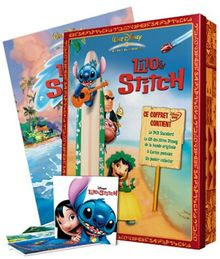 Lilo & Stitch - Coffret [Inclus le CD de la BOF, 5 cartes postales, 1 Poster] [FR Import]