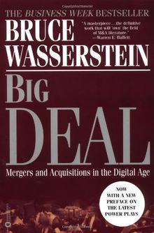 Big Deal: Mergers and Acquisitions in the Digital Age