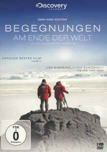 Begegnungen am Ende der Welt [2 DVDs]
