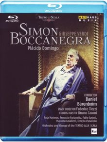 Giuseppe Verdi: Simon Boccanegra