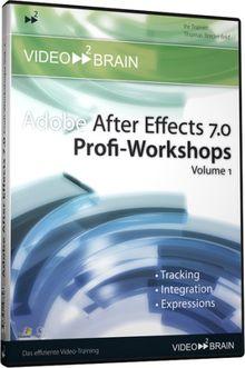 Adobe After Effects 7.0 - Profi-Workshops 1