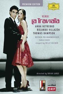 Verdi, Giuseppe - La Traviata (Anna Netrebko) [2 DVDs]