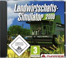 Landwirtschafts-Simulator 2008 [Software Pyramide]