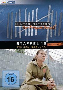 Hinter Gittern - Staffel 16 (4 DVDs)
