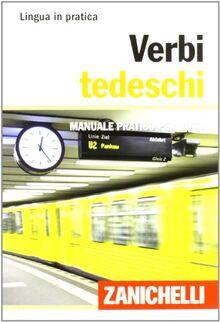 Verbi tedeschi. Manuale pratico per l'uso