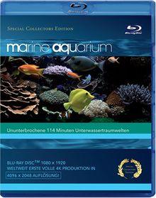 Marine Aquarium [Blu-ray] [Special Collector's Edition]