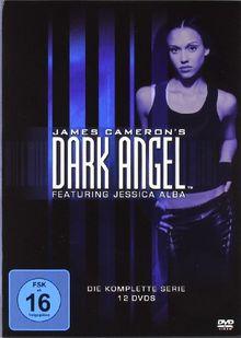 Dark Angel: Die komplette Serie (12 Discs)
