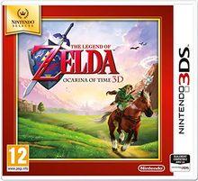 The Legend of Zelda Ocarina of Time Select Jeu 3DS