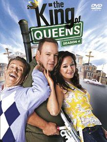 King of Queens - Season 4 [4 DVDs]