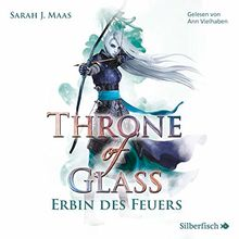Throne of Glass 3: Erbin des Feuers: 2 CDs