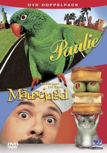 Paulie / Mäusejagd [2 DVDs]