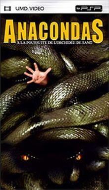 Anacondas : A la poursuite de l'orchidée sauvage [UMD Universal Media Disc] [FR Import]