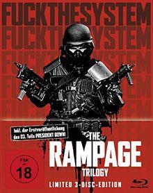 The Rampage LTD 3 Disc Edition [Blu-ray]