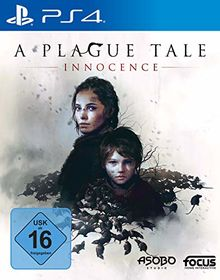 A Plague Tale Innocence [Playstation 4]
