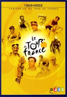 Tour de France 100 ans : 1903 - 2003 - Édition Prestige 2 DVD