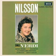 Nilsson Sings Verdi