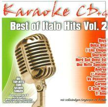 Best of Italo Hits Vol.2 - Karaoke