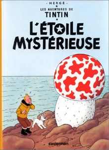 Les Aventures de Tintin 10: L' etoile mysterieuse (Französische Originalausgabe)
