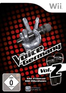 The Voice of Germany Vol. 2 (inkl. 2 Mikros)